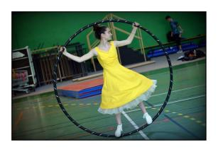 Zoé: Danseuse / Jongleuse